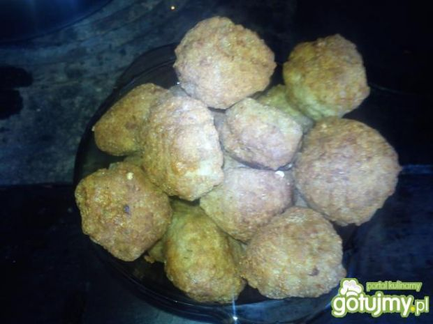 Drobiowe kotleciki z manną i tymiankiem