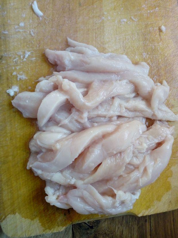 Drobiowe szaszłyczki z grilla