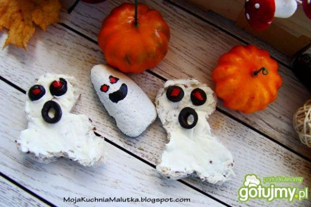 Duszki Halloween