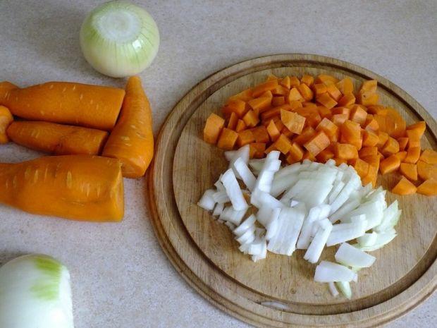 Duszona marchewka do obiadu