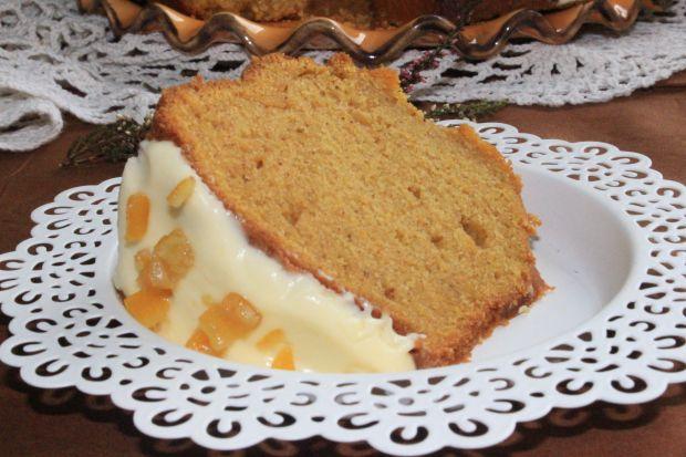 Dyniowe ciasto korzenne