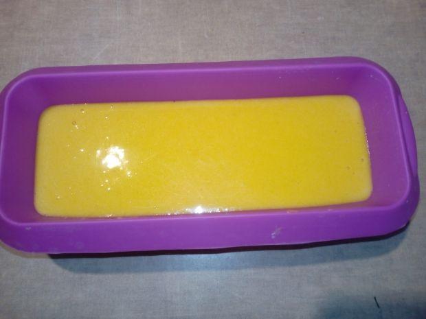 Dyniowe mini ciasto z nutą pomarańczy