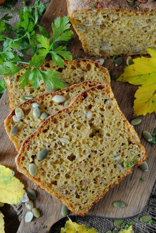 Dyniowy chleb na zakwasie