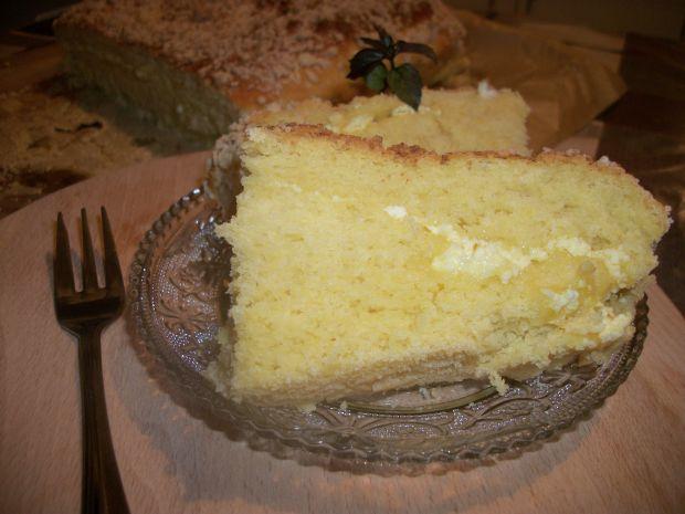 Dyniowy placek z serem