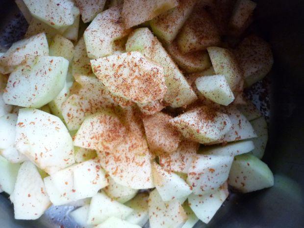 Dżem aroniowo-jabłkowy z goździkami