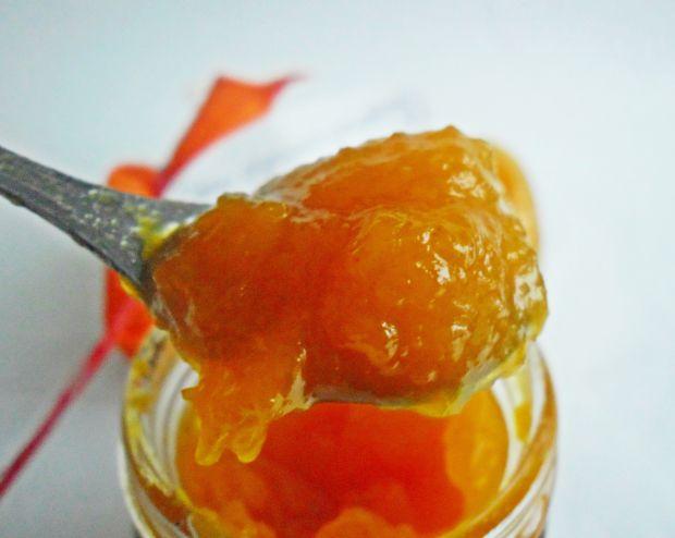 Dżem dyniowo- gruszkowy z cynamonem