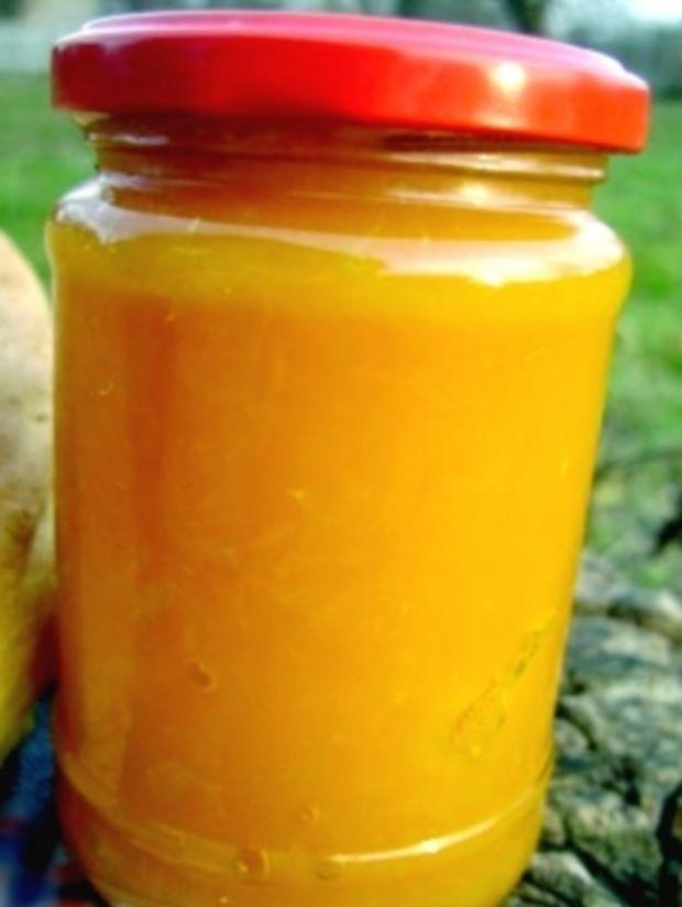Dżem dyniowo-pomarańczowo-cytrynowy