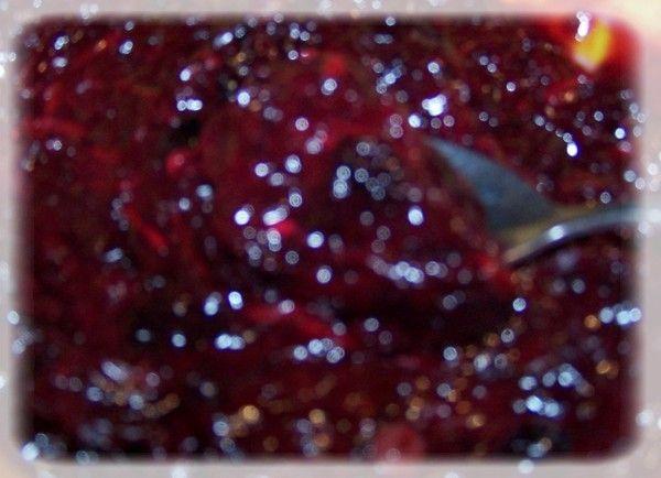 Dżem dyniowo-porzeczkowy