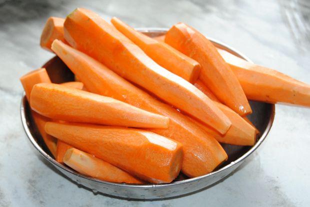 Dżem marchwiowo-cytrynowy