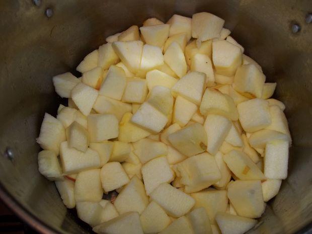 Dżem z dyni i jablek