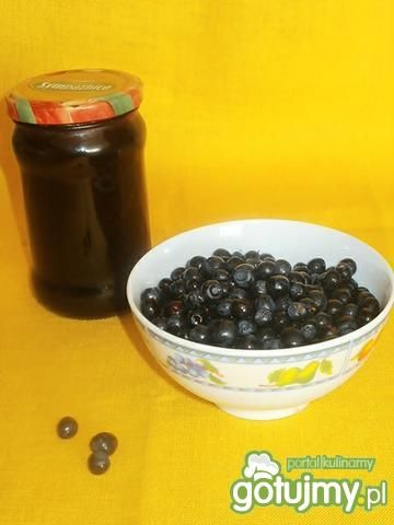Dżem z jagód