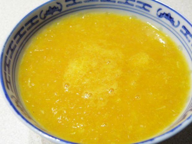 Dżem z żółtej papryki i cytrusów