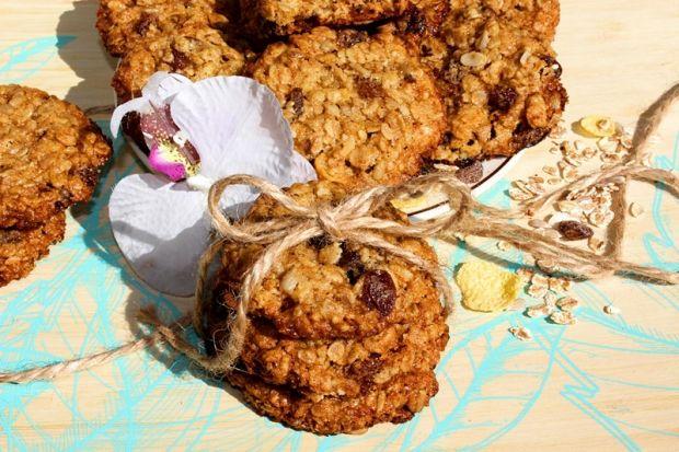 Ekspresowe ciasteczka z musli