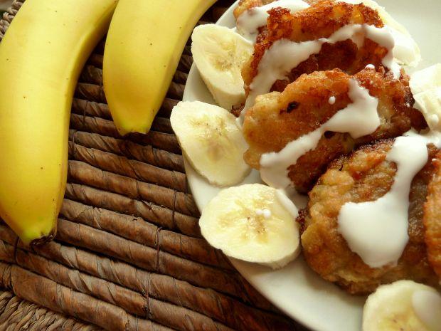 Ekspresowe placuszki bananowe