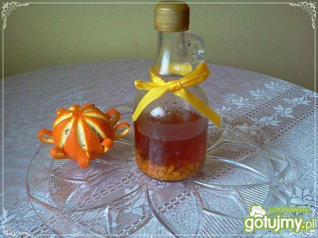 Ekstrakt pomarańczowy na amaretto
