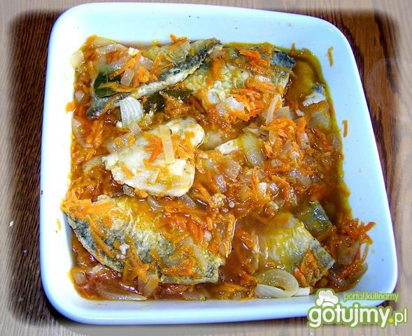 Escabeche czyli rybki po portugalsku