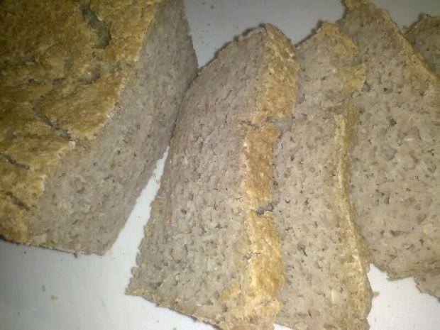 Extra chleb gryczany bez proszku,drożdzy i glutenu