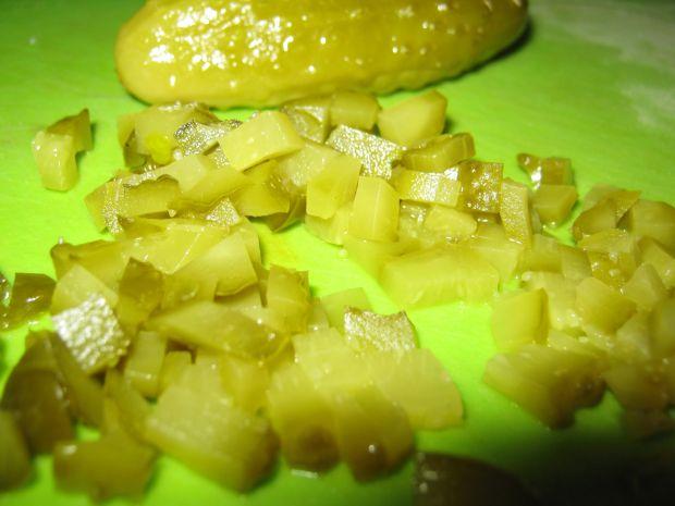 Farsz do jajek albo pasta do pieczywa