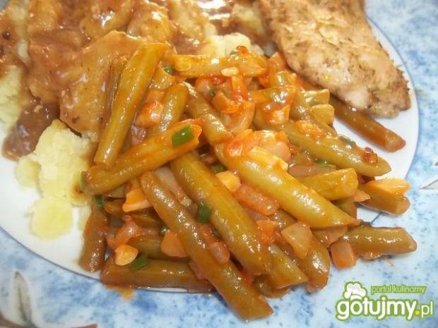 Fasolka szparagowa do obiadu