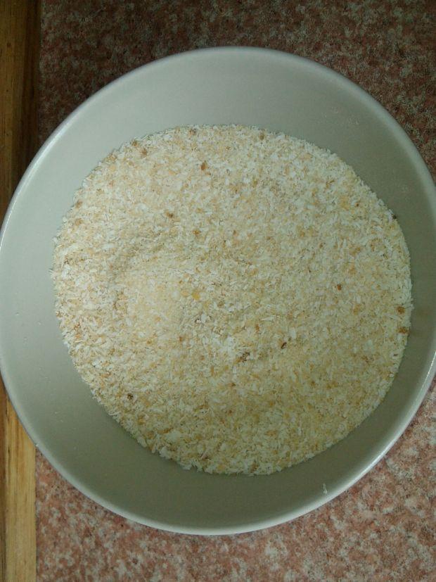 Fasolka szparagowa z kokosową bułką