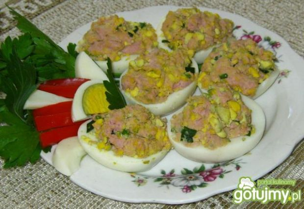Faszerowane jajka beatkaa153