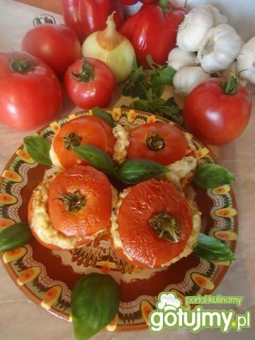 Faszerowane pomidory wg Mychy