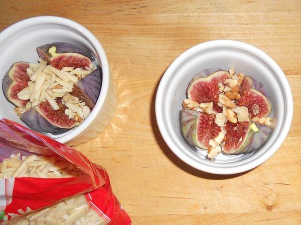 Figi zapiekane na słodko