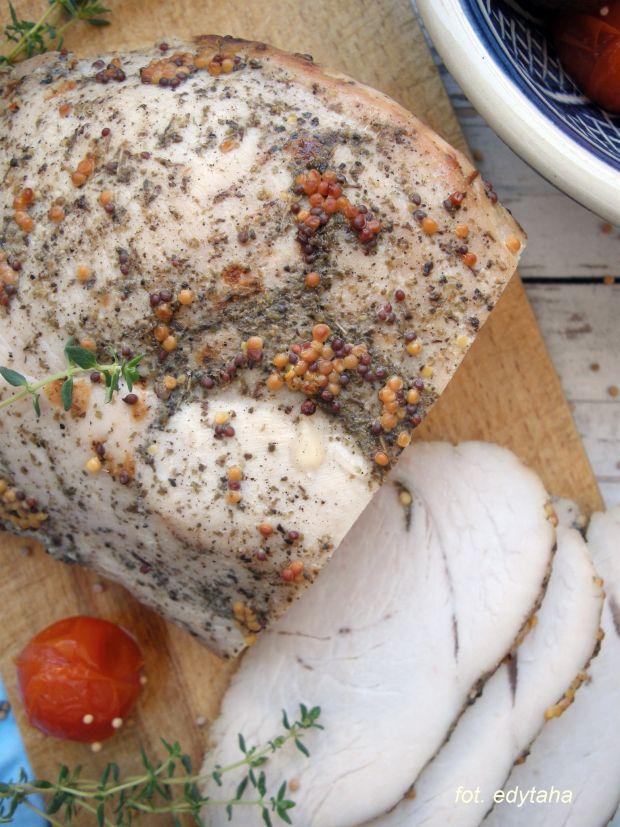 Filet indyczy pieczony w rękawie