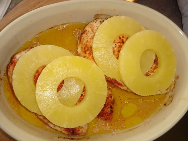 Filet po hawajsku