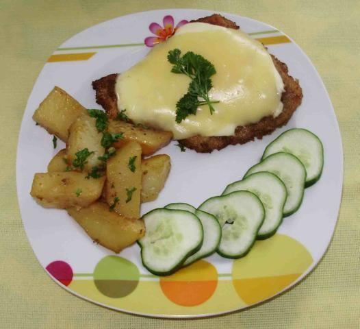 Filet z indyka z majonezem