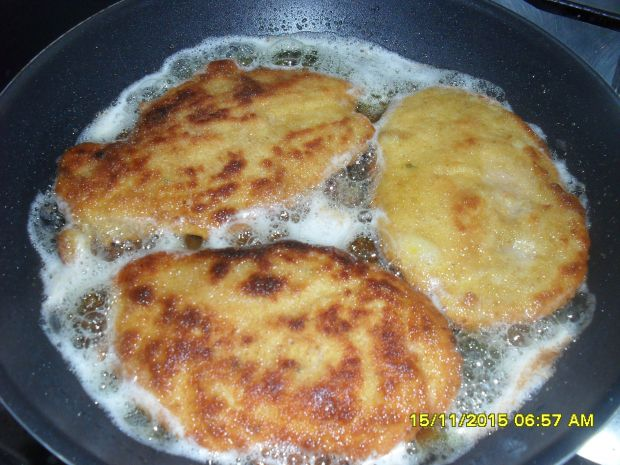 Filet z kurczaka w panierce