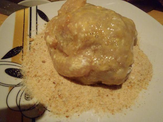 Filet z kurczaka z fetą i szpinakiem