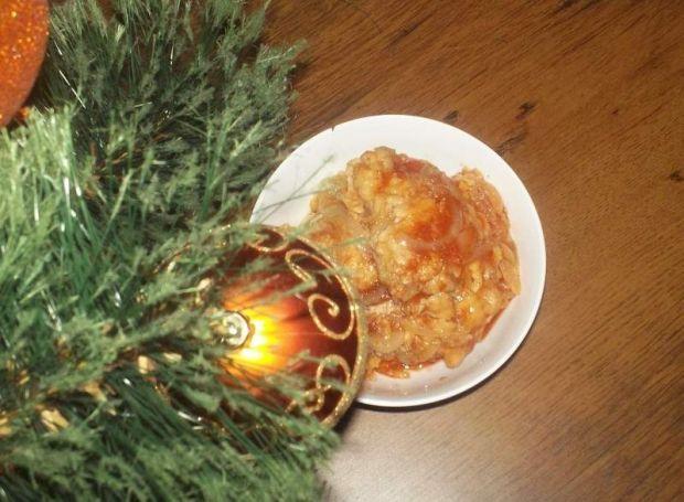 Filet z miruny w sosie pomidorowym