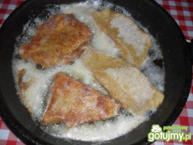 Filety z karpia z kminkiem w panierce