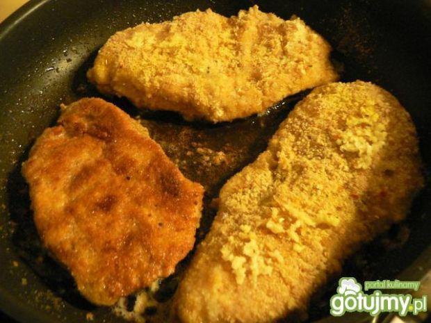 Filety z kurczaka z czosnkiem