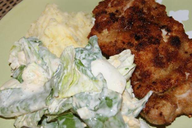 Filety z udka kurczaka o smaku fanty.