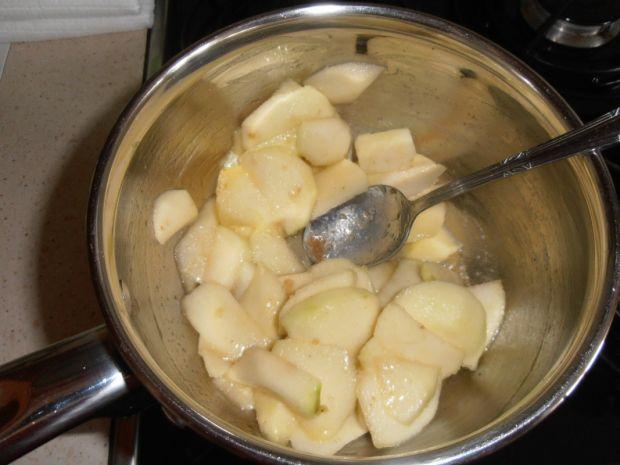 Fornetti z jabłkami