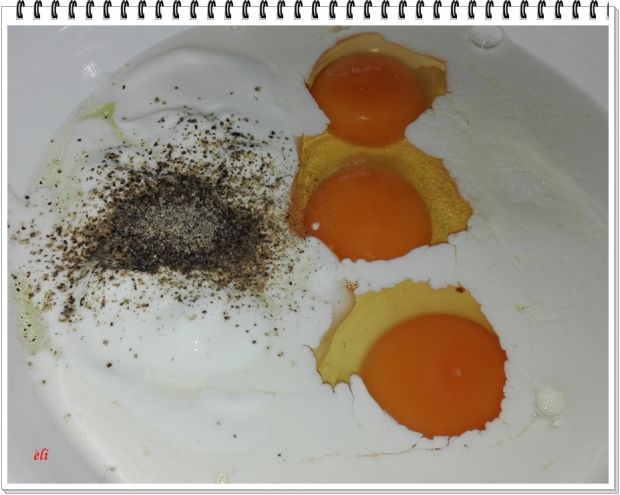 Francuska tarta Eli ze szpinakiem i selerem