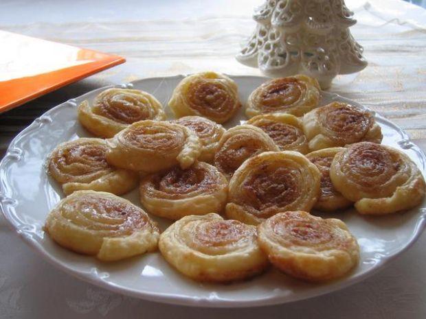 Francuskie ciasteczka cynamonowe