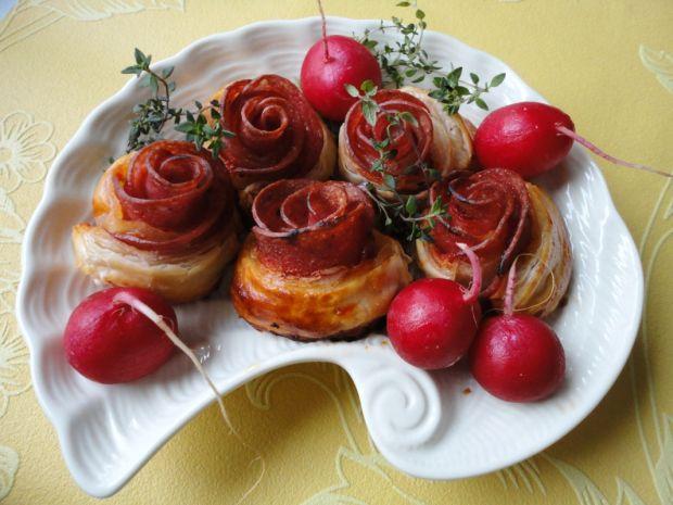 Francuskie róże