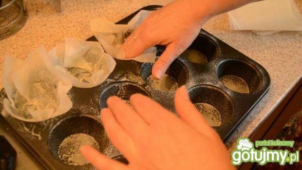 Frittatki ze słodkim ziemniakiem