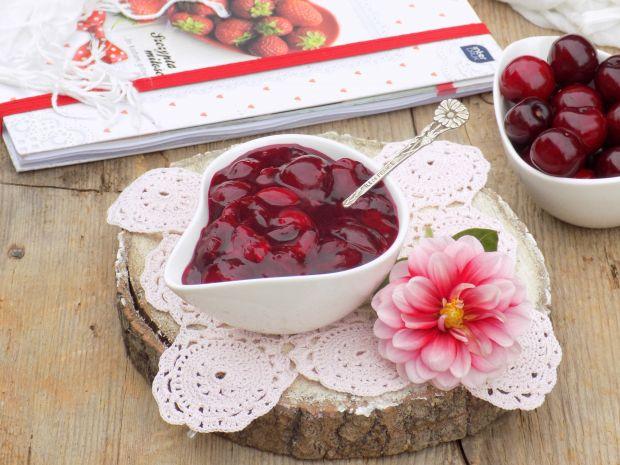Frużelina wiśniowa-przepis podstawowy