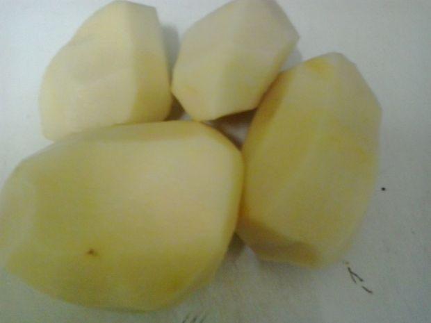 Frytki z pieprzem Cayenne- pikantne
