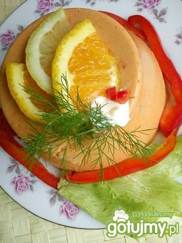 Galareta z drobiu po cypryjsku