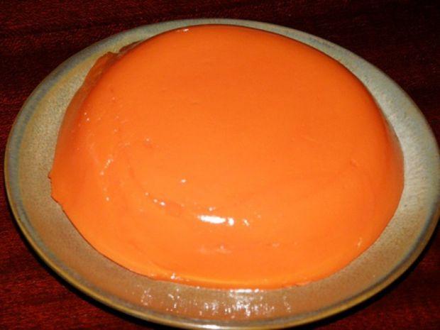 Galaretka marchewkowa