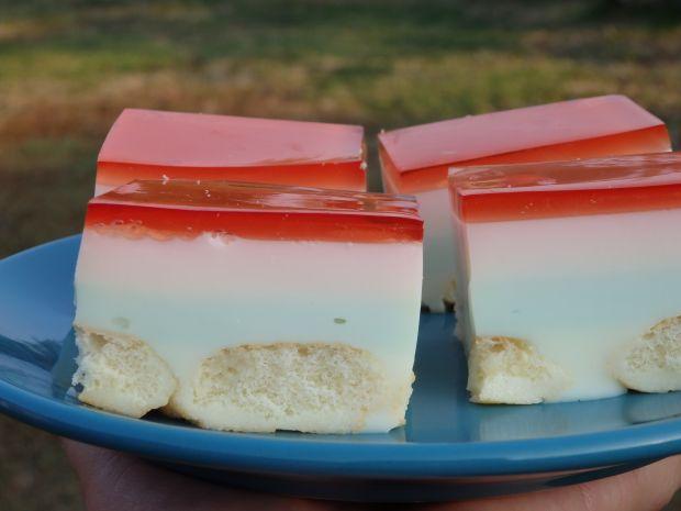Galaretkowy jogurtowiec