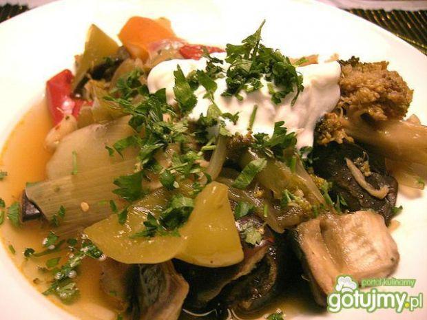 Gjuvec - bulgarski bukiet jarzyn
