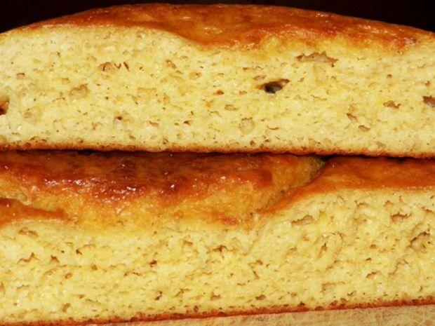 Glazurowane ciasto cytrynowe