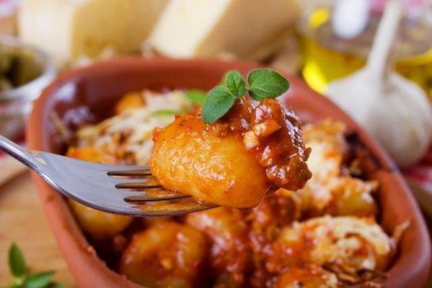 Gnocchi Bolognese