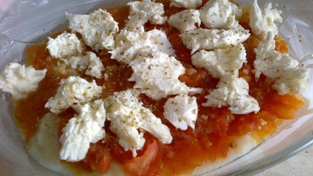 Gnochi zapiekane w pomidorach